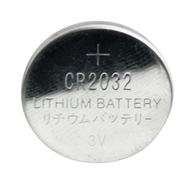 CR2032 Type 3V Lithium Battery, Coin Cell - 49-0857-00 - Item Photo