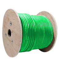 Hook-Up Wire, Green, 22 Gauge - 49-1149-00 - Item Photo