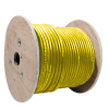 Hook-Up Wire,Yellow, 20 Gauge - 49-1092-00