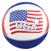 "7"" Red, White & Blue Basketball - 49-1264-00"