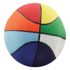 "5 1/2"" Mini-Basketball, Multi-Color - 49-3020-00"