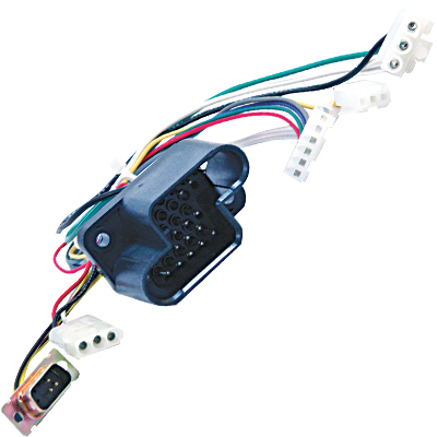 Vision Pro 19-Pin AMP Metrimate Monitor Harness - 49-3217-00 - Item Photo