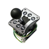 SHIFTER 6 SPEED W/BALL KNOB F/GVR NFSC - 50-0414-31