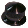 SlikStik Skirted Black Knob Assembly - 50-0465-16A