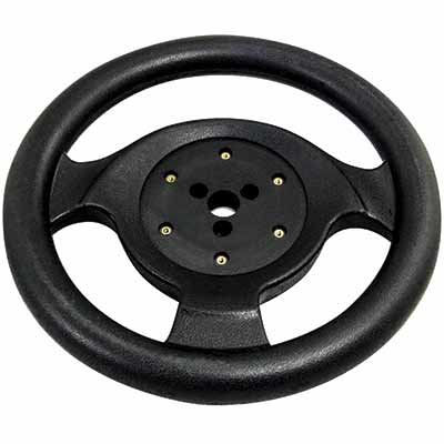 Rubber Steering Wheel Hoop - 50-1035-00HD - Item Photo