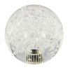 43MM Clear Bubbly Ball Knob - 50-1555-00
