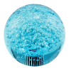 43MM Blue Bubbly Ball Knob - 50-1556-00