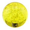 43MM Yellow Bubbly Ball Knob - 50-1558-00