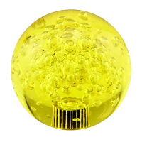 50-1558-00 - 43MM Yellow Bubbly Ball Knob