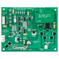 50-2000-05 - Motor Driver Board PCB Assembly for Active Steeriing Wheel with ISO In and Fast PWM