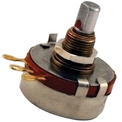 "100K Potentiometer for SUZO-HAPP Joysticks ""S"" Taper, 3/4"" Shaft - 50-2032-00 - Item Photo"