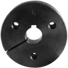 "Split Hub for 5/8"" Steering Shaft with 3 1/4-20 Tapped Holes - 50-2525-00"