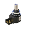 "Potentiometer 5K NEI (Sensorcube) with Connector with 3/8"" Shaft, washer, and lock - 50-2670-01"