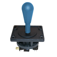50-6070-120 - Blue 8-Way Competition Joystick