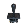 Black 8-Way Competition Joystick with Microswitch - 50-6070-160