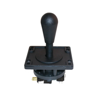 50-6070-160 - Black 8-Way Competition Joystick