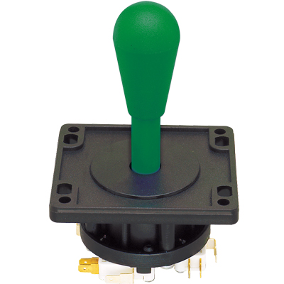 Ultimate 4-Way Joystick with Green Knob - 50-7604-130 - Item Photo