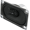 8W SPEAKER WITH TERMINALS, 3 1/2 X 2