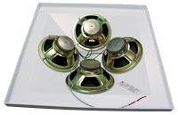 Ceiling Speaker System - 50-4240-00 - Item Photo
