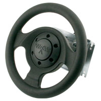 50-2838-00 - 270° Soft Hoop Steering Wheel with Potentiometer