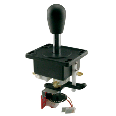 8-way Optical Rotary joystick - 50-5619-00 - Item Photo