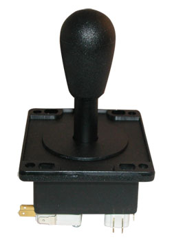 Black 4-Way & 8-Way Super Joystick - 50-6084-000 - Item Photo