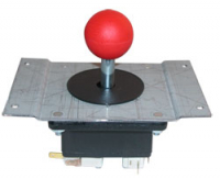 50-6084-112 - Pac-Man 4-way super Joystick w/ adapter plate