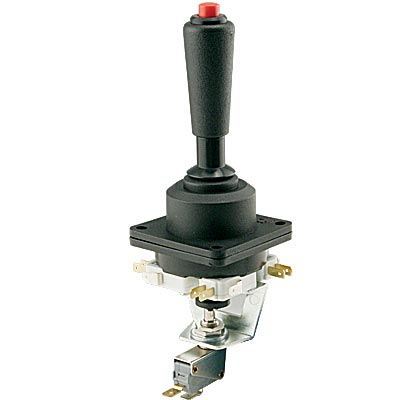 8-way Compact Joystick with top fire button - 50-7008-000 - Item Photo