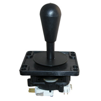 50-7608-160 - Black 8-Way ultimate Joystick