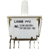 Lamb Interlock Momentary Pushbutton Switch  - 53-7011-90