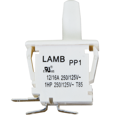 Lamb Interlock Pushbutton Switch  - 53-7031-90 - Item Photo