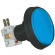 Large Round Blue IPB, 14V #161 Lamp, .250 Microswitch - D54-0004-12