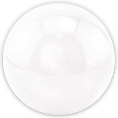 "3"" clear trackball - 55-0200-000 - Item Photo"
