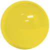 "3"" solid yellow trackball - 55-0200-15"