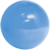 "4-1/2"" light blue translucent Trackball - 55-0300-022"