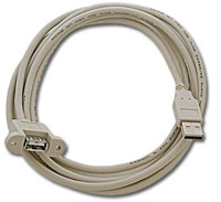 USB Extension Cable, 6' - 55-0278-00 - Item Photo