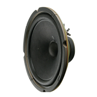 "8"" Unshielded Speaker, 4 Ohm, .205 Terminals, 15W - 5555-15078-00 - Item Photo"