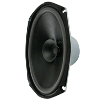 "6 x 9"" Shielded Speaker, 8 Ohm, 15W - 5555-15298-00 - Item Photo"