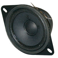 "3"" Unshielded Speaker, 4 OHM, 15W - 5555-16223-00 - Item Photo"