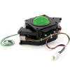 "3"" solid green trackball assembly - 56-0100-13"