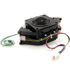 "3"" solid black Trackball assembly - 56-0100-16"