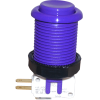 Purple Pushbutton w/ Horizontal Microswitch - 58-9144-L