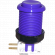 Purple Pushbutton with Horizontal Microswitch - 58-9144-L