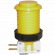 Yellow Pushbutton w/ .187 Horizontal Microswitch - 58-9155-L