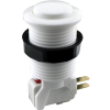 White Competition Pushbutton - 58-9611-L