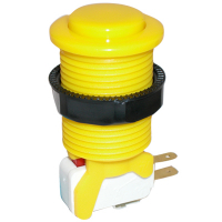 58-9615-L - Yellow Competition Pushbutton