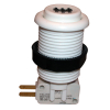 3 Player Pushbutton, White - 58-9111-L3PLY