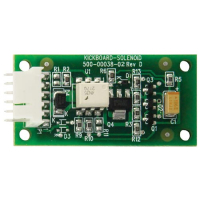 500-00038-01-KICK - Kick Board PCB Terminator for Raw Thrills Games