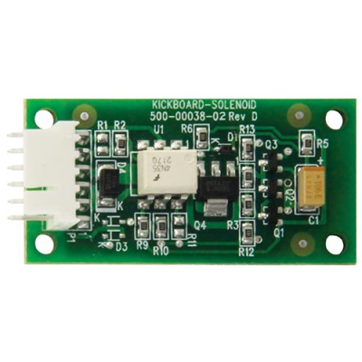 Kick Board PCB Terminator for Raw Thrills Games - 500-00038-01-KICK - Item Photo