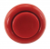 Short Red Flipper Button - 500-5026-32
